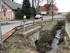 Kvůli rekonstrukci mostu bude od dubna uzavřená silnice ve Frýdlantu–Větrově