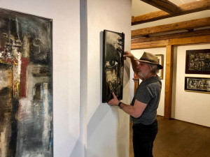 FOTO: Dům Scheybalových nabídne novou výstavu turnovského rodáka Josefa Jíry