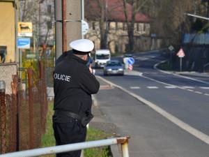 Policisté mají velkou akci, zaměřují se na rychlost. Rizikové úseky vybrali lidé