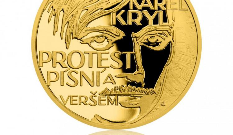 Mincovna další zlatou medaili věnovala Karlu Krylovi
