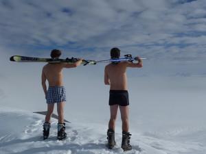Harrachov ukončí v pondělí zimní sezónu, Ještěd už rozjíždí tu letní