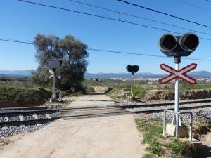 V Jablonném se postupně uzavřou železniční přejezdy