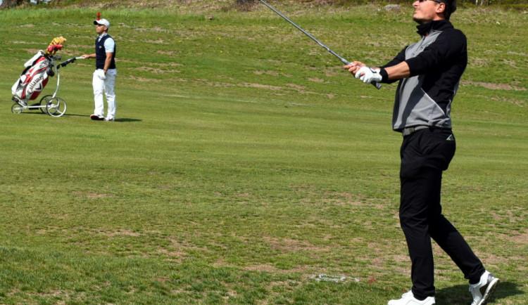 Na Ypsilonce se odehraje Pro Golf Tour. Kvalifikaci ovládl Ondřej Lieser