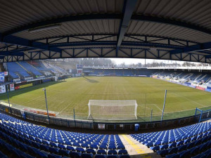 Stadion Slovanu projde úpravami. Chystá se prosvětlená střecha i nová lávka