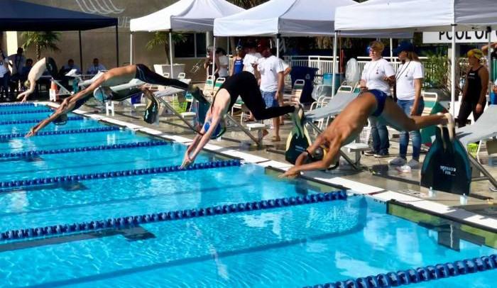 Na světovém poháru na Floridě zářili i liberečtí ploutvoví plavci