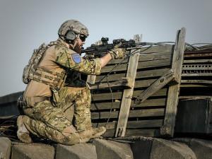 Tři stovky vojáků bojovaly s chemickými a biologickými zbraněmi, naštěstí jen cvičně