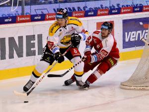 Další posila hokejistů. K Tygrům se připojil běloruský obránce Graborenko