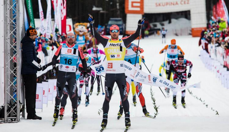 Jizerská 50 bude i nadále v nejprestižnějším seriálu Visma Ski Classics