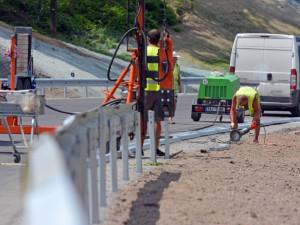 Kraj získal ze Státního fondu dopravní infrastruktury 107 milionů korun na rekonstrukce silnic