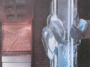 Skleněné dílo dvojice známých výtvarníků věnuje Jablonec muzeu