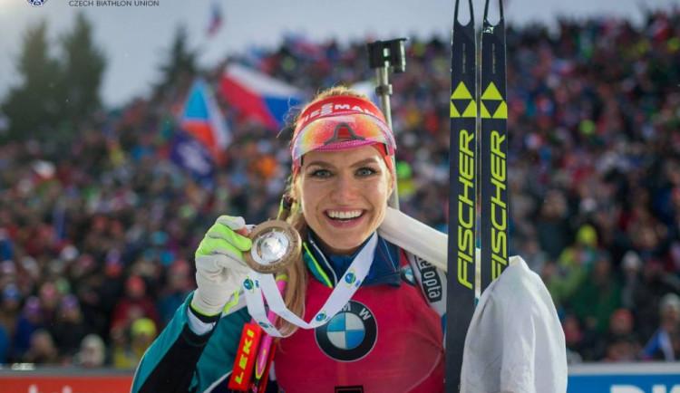 VIDEO: Gabriela Koukalová oznámila konec sportovní kariéry, k biatlonu se už nevrátí