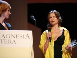 Radka Denemarková u Fryče představí knihu roku Hodiny z olova