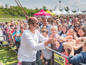 FOTO: Beko Fresh festival naservíroval dva dny gastro zážitků