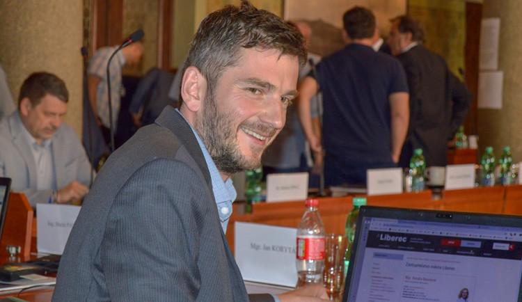 Předseda libereckých Zelených Jindřich Felcman zastupitelem. Chce udržitelné a uhlíkově neutrální město