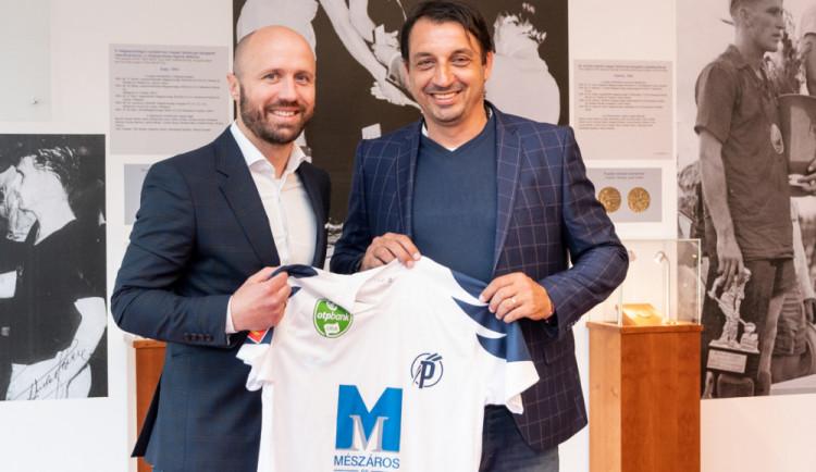 Překvapení. Trenér Zsolt Hornyák po konci ve Slovanu podepsal v maďarském klubu Puskásova Akademie