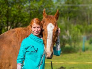 Zachraňuje koně před jatkama. Místo salámu je čeká Druhá šance