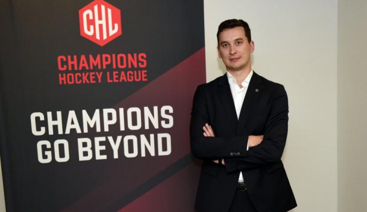 Český hokej bude mít liberecké zastoupení ve vedení Ligy mistrů. Do představenstva míří Petr Syrovátko mladší
