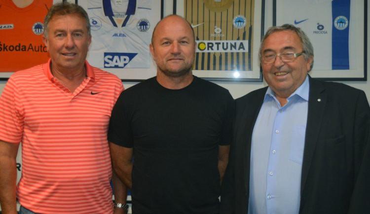 Slovan už má nového trenéra, tým povede Pavel Hoftych