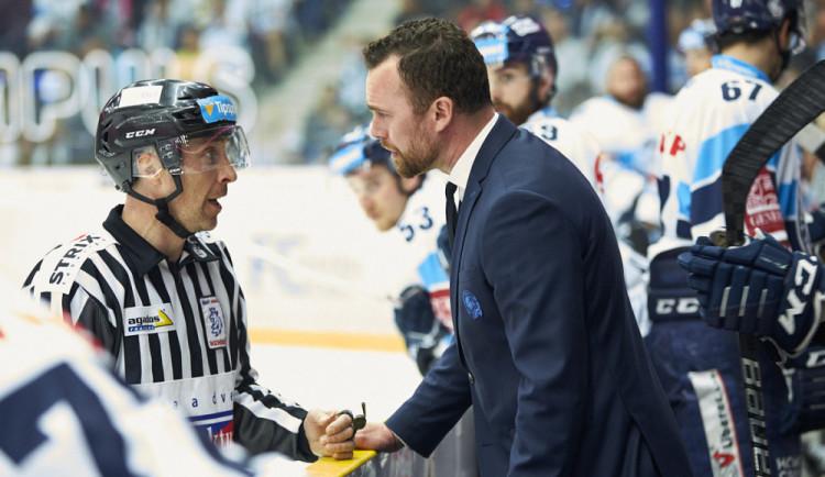 Příští trenér hokejové reprezentace? Říhu za rok nahradí Filip Pešán