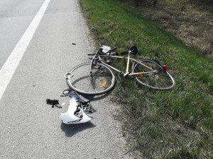 Alkohol za řídítka kol nepatří. Každý čtvrtý cyklista, který zavinil nehodu, řídil pod vlivem alkoholu.