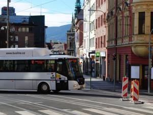 Liberec zvažuje zjednosměrnění ulic pro dopravu u Šaldova náměstí