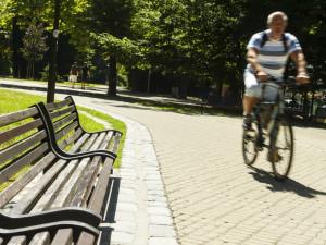 Cyklisté na chodnících. Jablonečtí strážníci se na ně zaměřili