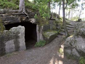 TIP NA VÝLET: Skalní hrad Stohánek v bývalém vojenském prostoru Ralsko