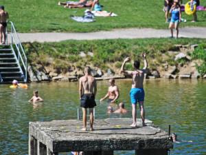 Prázdniny se blíží ke konci, kvalita vody v přehradách v Liberci a Jablonci se zlepšila