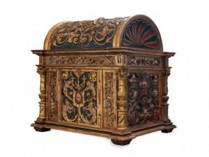 Severočeské muzeum představí v nové expozici vzácnou renesanční skříňku z 16. století