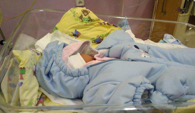 Do libereckého babyboxu někdo odložil několikaměsíčního chlapce. Dostal jméno Tomáš