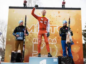 Jizerky jsou nejkrásnější místo pro běh, má jasno Stanislav Řezáč