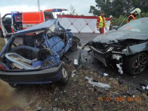 V Libereckém kraji při nehodách o prázdninách zemřeli dva lidé