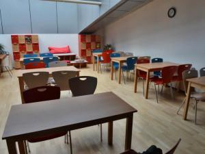 Liberecká knihovna má po opravě i tichou studijní zónu