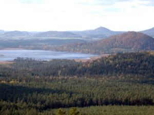 Národní přírodní rezervaci u Doks nebude nejméně do konce roku 2021 ničit těžba