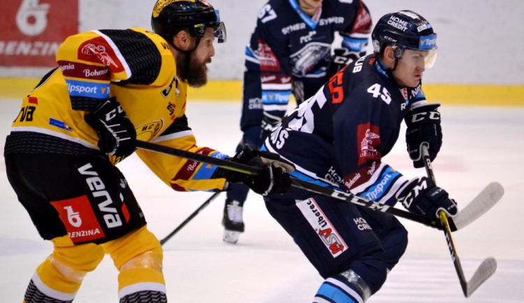 Přestřelka v Litvínově pro Tygry. Liberečtí hokejisté nadále vedou extraligu