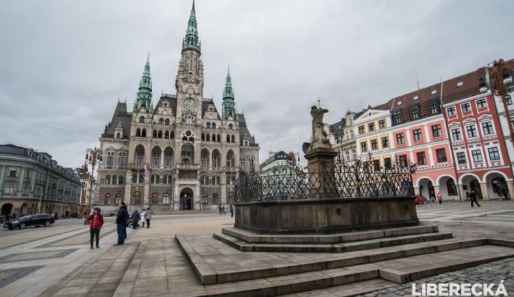 Liberec pro příští rok počítá s příjmy 2,3 miliardy. Schodek je skoro 400 milionů