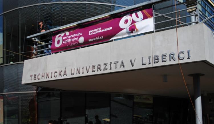 Na libereckou univerzitu chodí skoro 6400 studentů, víc než loni