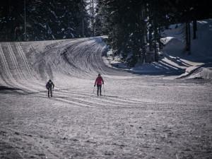 Jak jsou na tom běžkařské stopy v Jizerkách? To bude hlídat nová aplikace