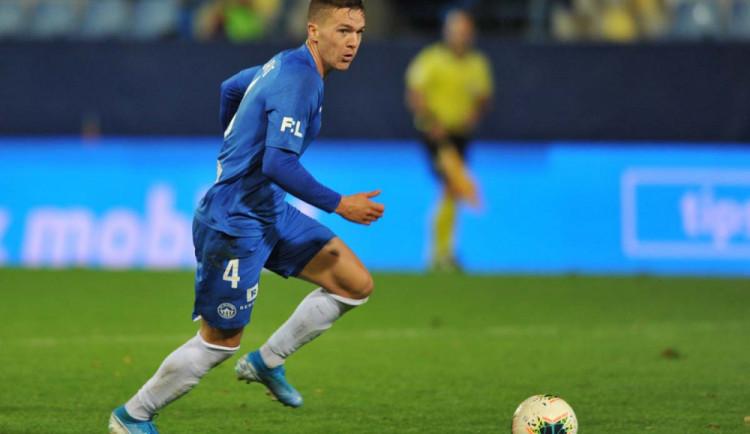 Takový gól složí asi každé mužstvo, hodnotil utkání na Slovácku Ondřej Karafiát