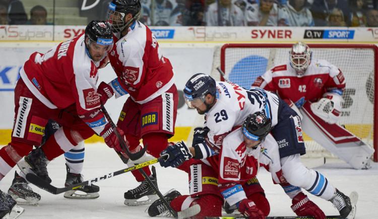 Tygři se vrátili na vítěznou vlnu. Olomouc porazili a brankář Schwarz vychytal nulu