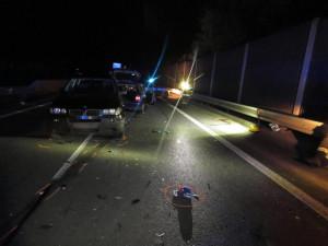 Hledají se svědci vážné nehody z průtahu Chrastavy. Těžce se zranil řidič kamionu