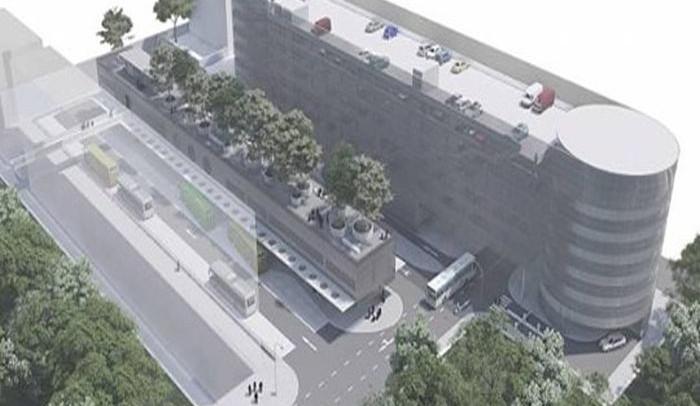 Nový terminál v Liberci by se mohl začít stavět v roce 2022, rada kraje vybrala projektanta