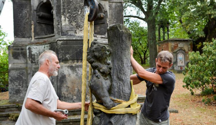 Záchrana kaple Božího hrobu v Liberci začne ještě letos