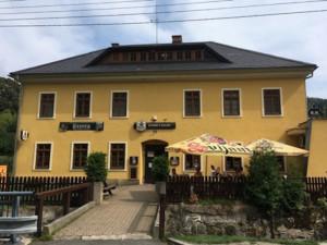 Turisticky žádané Kryštofovo Údolí hledá nájemce do hospody v centru obce