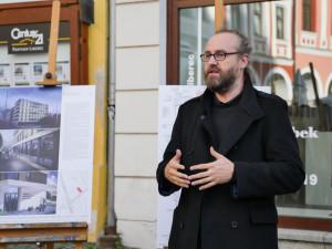 Jaký bude Liberec? Vize a plány představí u Fryče pracovníci Kanceláře architektury města