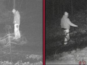 U hranic řádí Vrhač větví, němečtí policisté na jeho dopadení vypsali odměnu