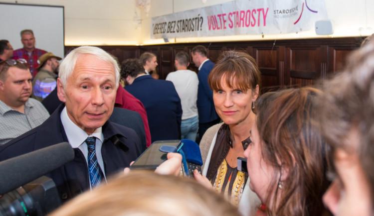 Překvapení na zastupitelstvu. Jiří Němeček rezignoval na post náměstka primátora