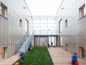 Stavbou roku Libereckého kraje je nová školka ve Vratislavicích