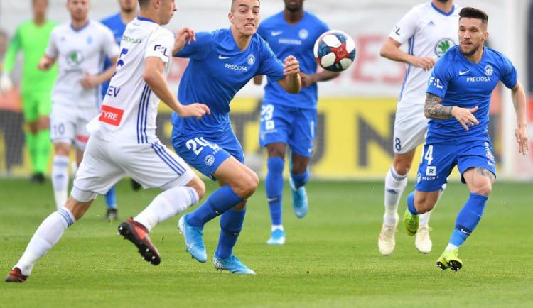Slovanu se dnes zadařilo, Boleslav srazil na kolena a připsal si třetí vítězství v řadě