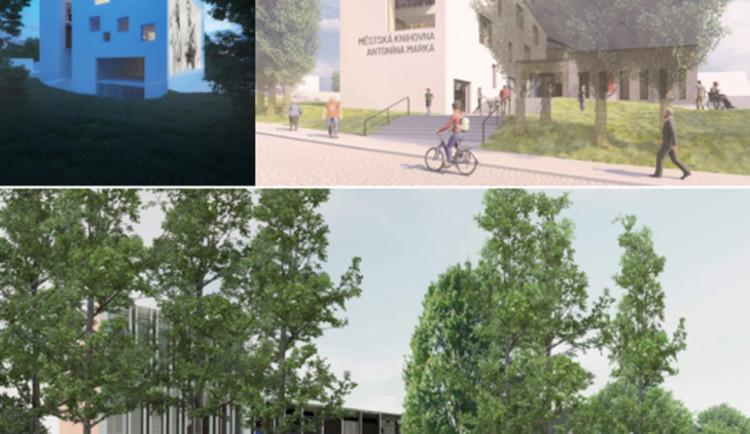 Turnov obdržel tři návrhy nové knihovny. O budoucí podobě rozhodne odborná komise